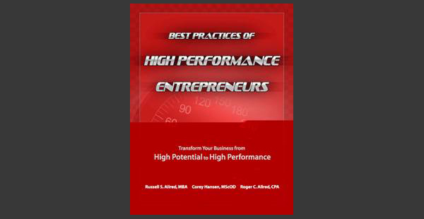 Best Practices Of High Performance Entrepreneurs