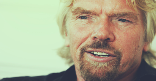 How I Pitched My Way To Richard Branson